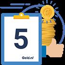 Tip 5: 50.000 euro lenen met rentekorting