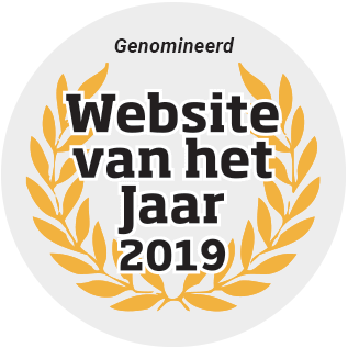 Website van het jaar 2019